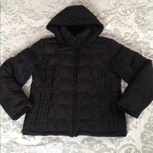 Down Filled Sz. L New York & Company Puffer Coat